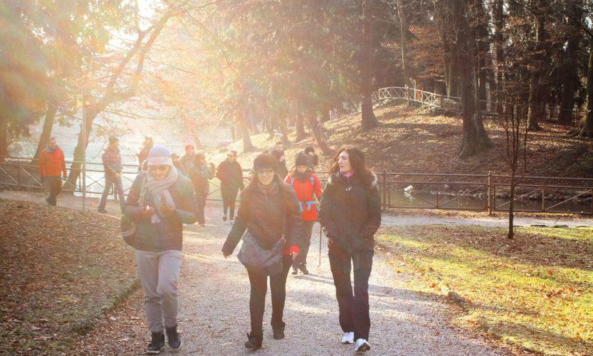 Incursione invernale – Parco di Monza - Gallery Slide #12